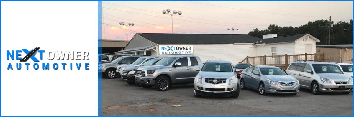 Next Owner Automotive is a Car Dealership in Tuscaloosa, AL