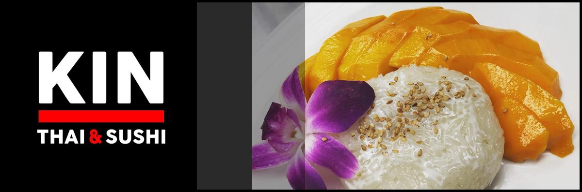 Kin Thai & Sushi offers Thai Cuisine in San Antonio, TX