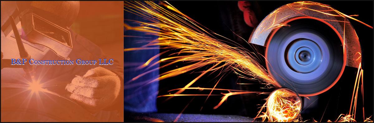 B&P Construction Group LLC is Metal Fabrication Contractor in Boyce, LA