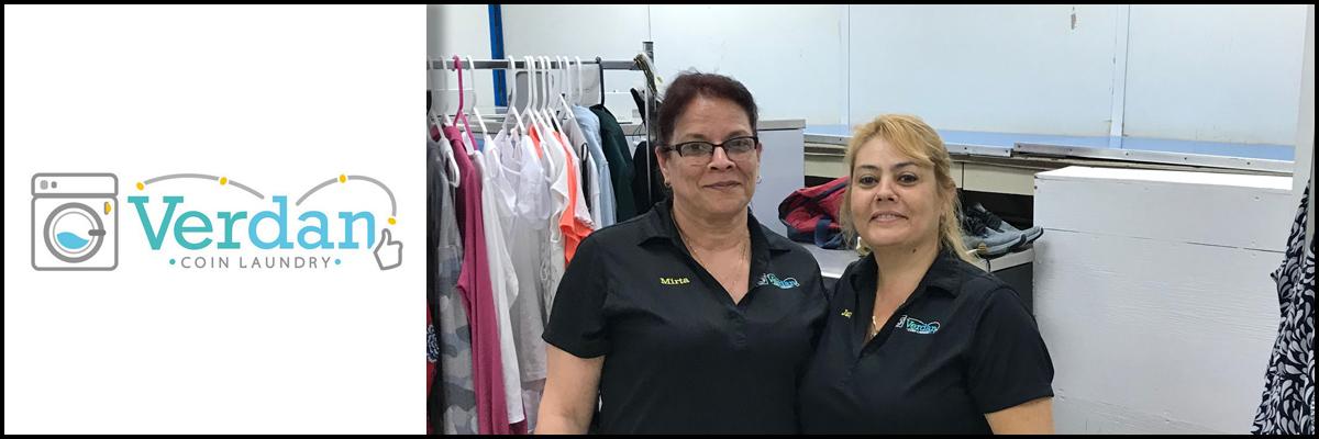 Verdan Coin Laundry is a Laundromat in Hialeah, FL