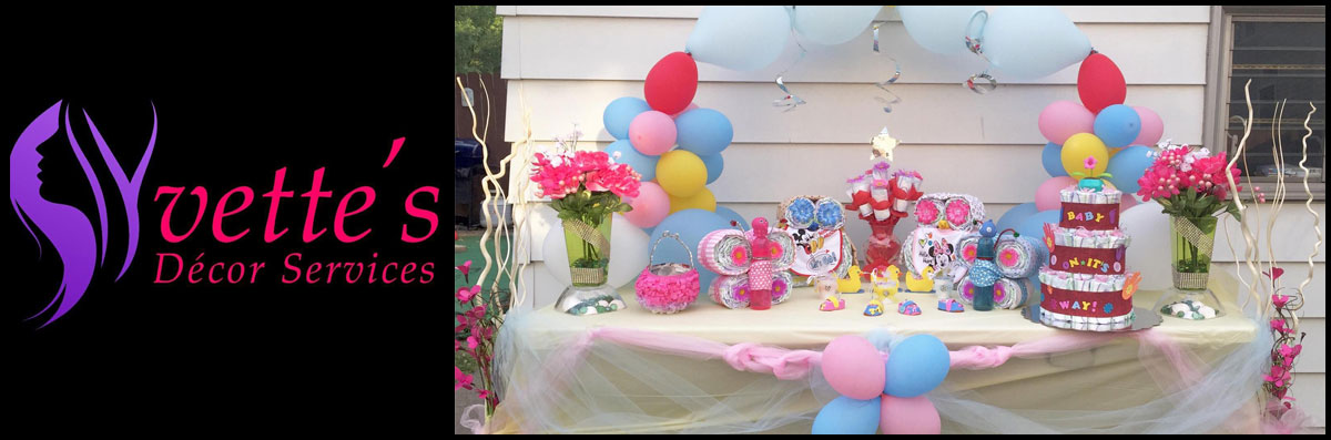 Yvette's Decor Services is a Party Rental Company in Chicago, IL