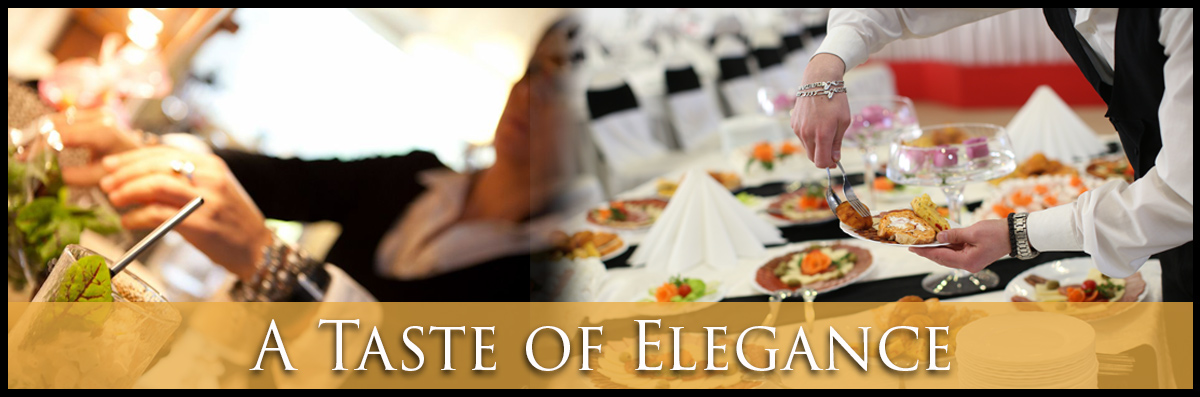 A Taste of Elegance is a Catering Company in Bellingham, WA