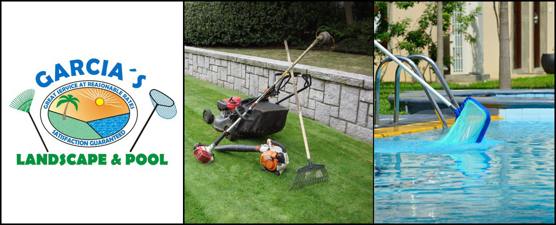 Garcia's Landscape & Pool Maintenance is a Landscaper and Pool Maintenance Company in Tracy, CA