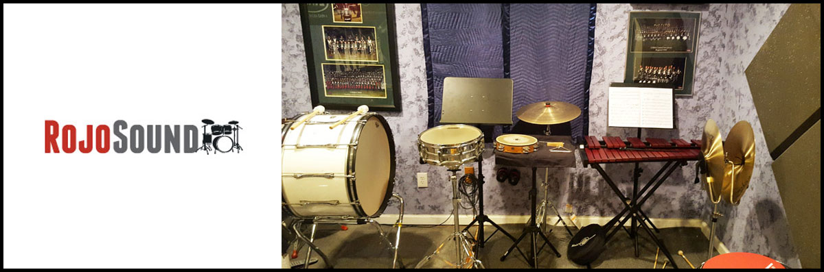 ROJO Sound Studio LLC is a Drum Studio in Kenilworth, NJ