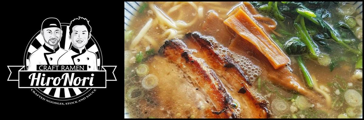 HiroNori Craft Ramen is a Japanese Restaurant in Long Beach, CA