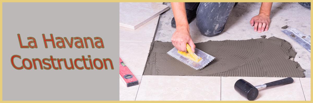 La Havana Construction is a Flooring Contractor in Big Springs, TX