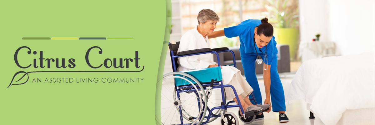 Citrus Court Assisted Living Offers Senior Living in Hemet, CA