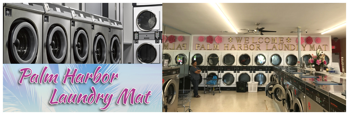 Palm Harbor Laundry Mat is a Laundromat in Palm Harbor, FL