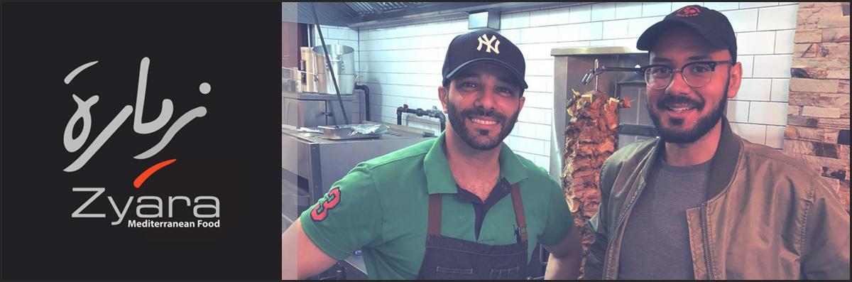 Zyara NY is a Mediterranean Restaurant in New York, NY