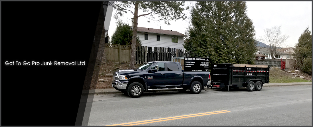 Got To Go Pro Junk Removal Ltd Offers Junk Removal in Coquitlam, BC