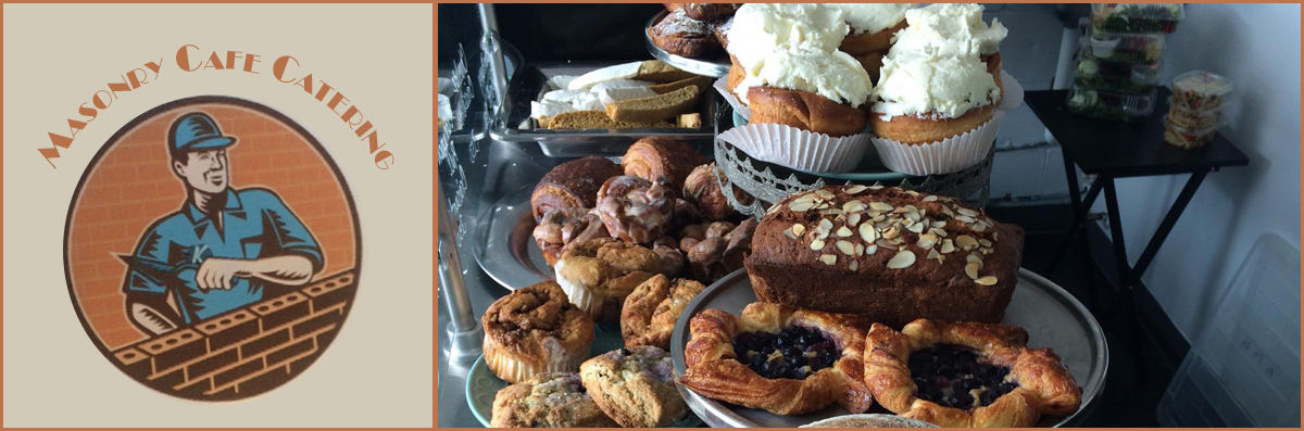 Masonry Cafe Catering is a Bakery in Yelm, WA