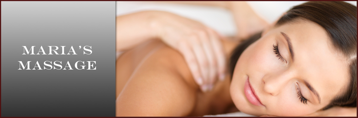 Maria's Massage Offers Body Works in Amarillo, TX