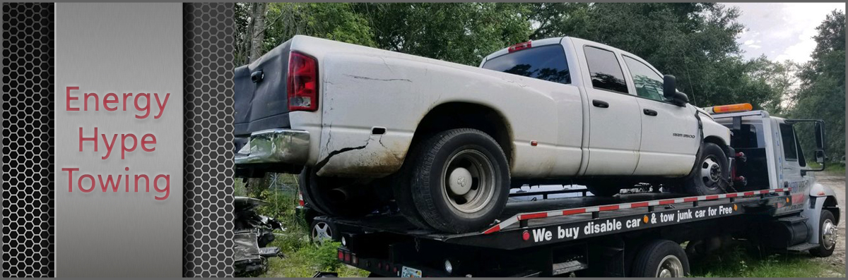 Energy Hype Towing offers Roadside Assistance in Orlando, FL