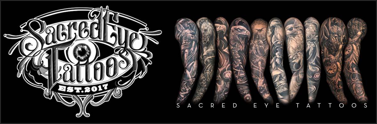 Sacred Eye Tattoos is Tattoo Studio in Hollywood, FL