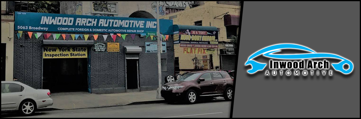 Inwood Arch Automotive is a Auto Shop in New York, NY