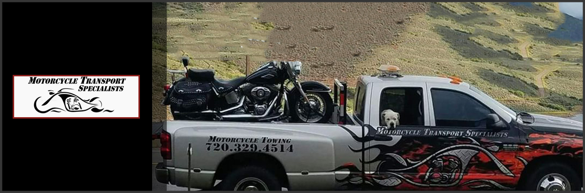Motorcycle Transport Specialist LLC offers 24-Hour Towing in Denver, CO