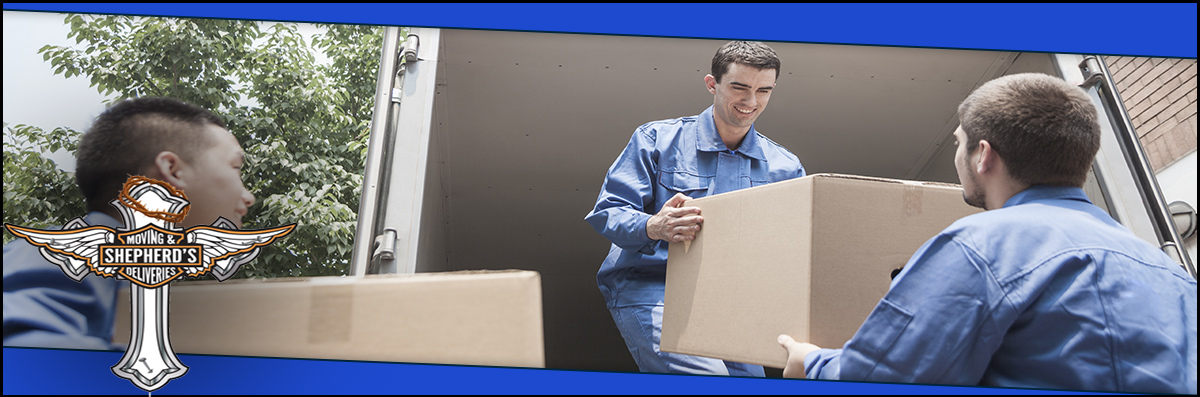 Shepherd's Moving & Deliveries is a Moving Company in Medicine Hat, AB