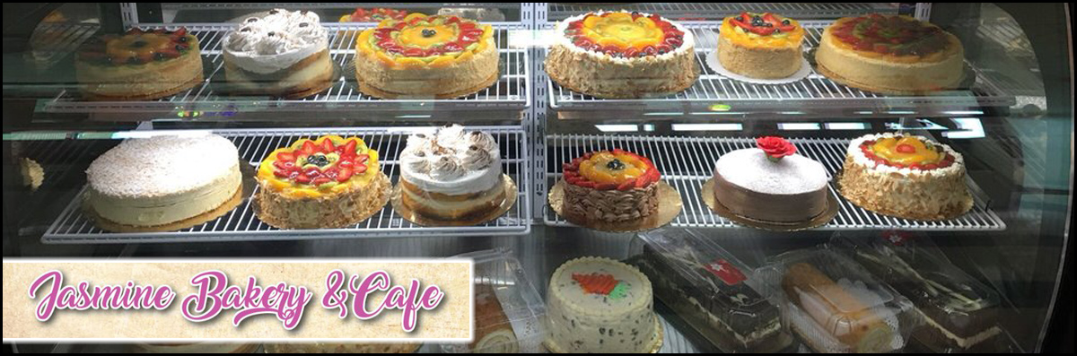 Jasmine Bakery & Cafe is a Bakery in Gaithersburg, MD