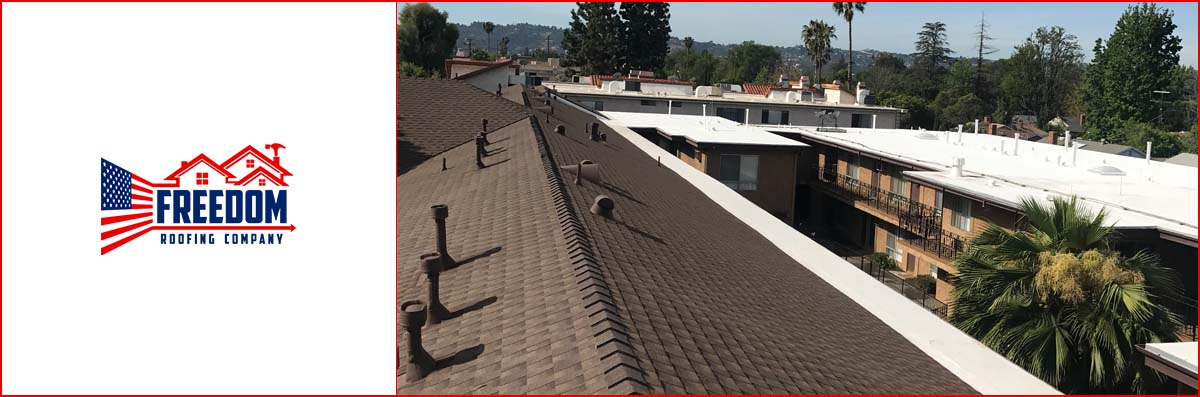 Freedom Roofing Company Is A Roofing Company In Paramount Ca