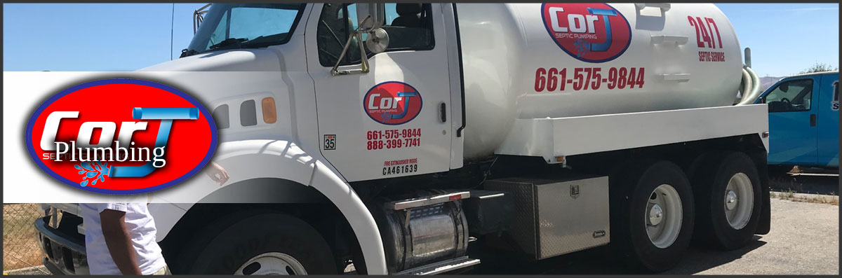 Cor J Septic Pumping Offers Septic Tank Services in Palmdale, CA