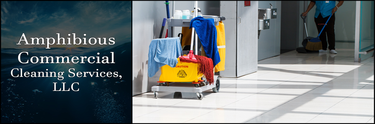 Amphibious Commercial Cleaning Services, LLC is a Cleaning Company in Brooklyn, NY