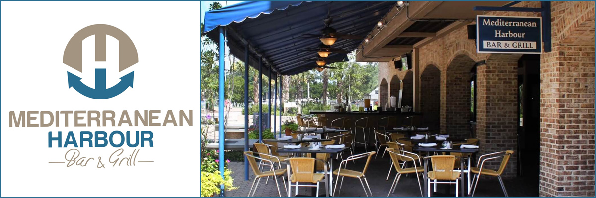 Mediterranean Harbour Bar & Grill is a Lebanese Restaurant in Hilton Head Island, SC
